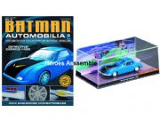 DC Batman Automobilia Collection #05 Detective Comics #400 Batmobile Eaglemoss